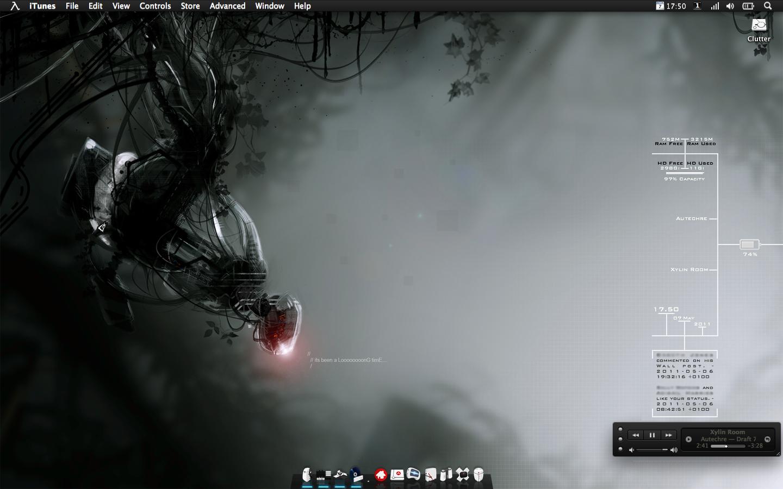 Geektool Screenshot May 2011