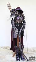 Sylvanas armor lateral