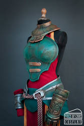 Illaoi cosplay sx by Dewbunch