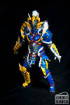 Zinogre Armor Monster Hunter 02