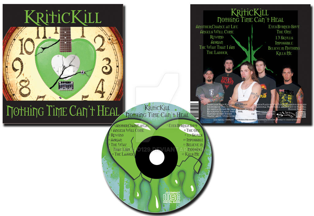 About KriticKill - Sonicbids