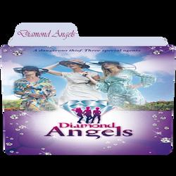 Diamond Angels folder icon by AmirKabird