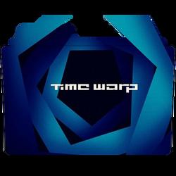 Time Warp folder icon by AmirKabird