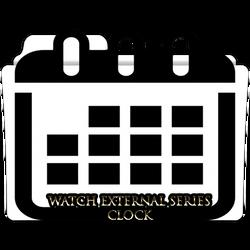 Watch external Series clock by AmirKabird