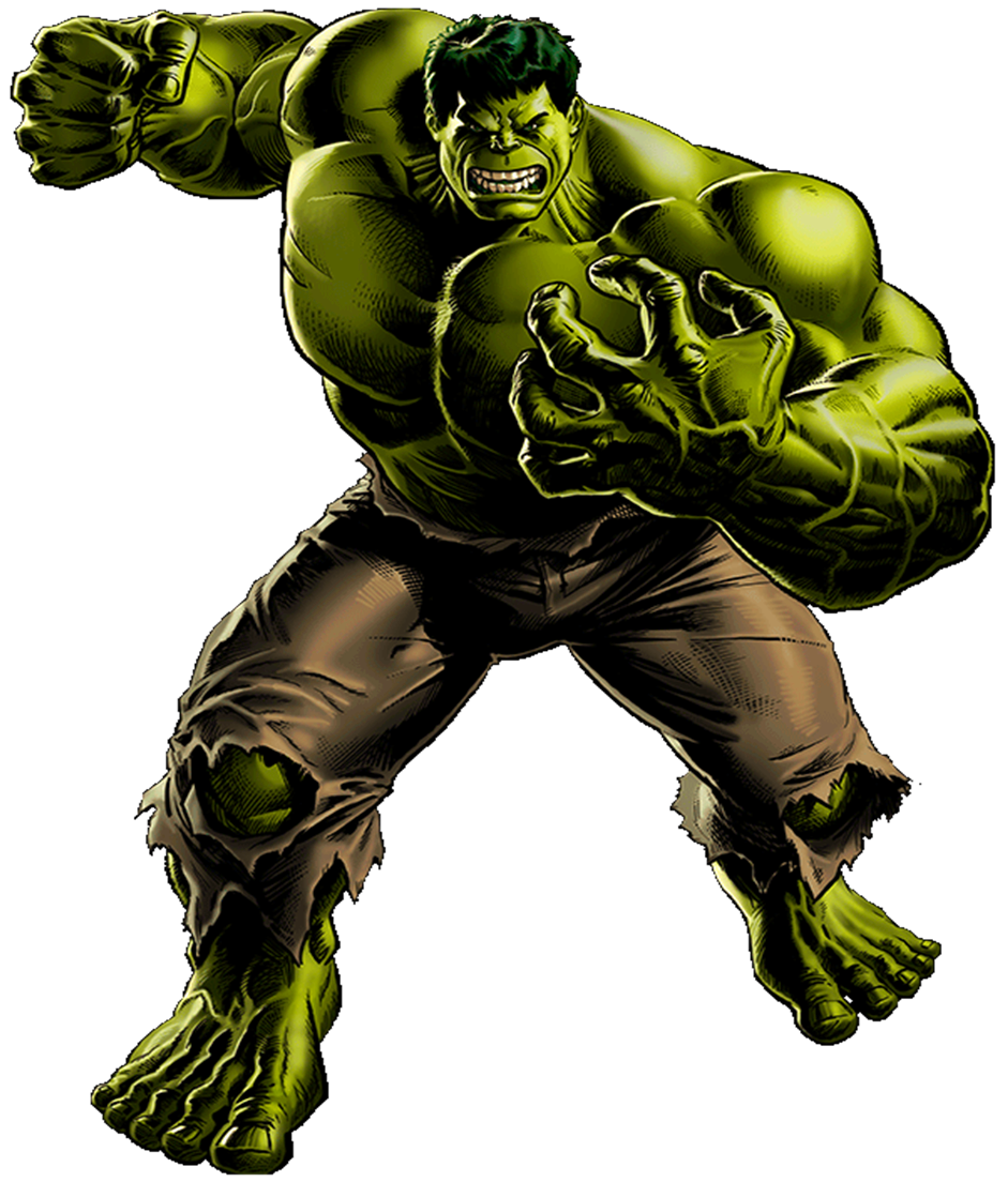 Hulk by alexiscabo1 on DeviantArt