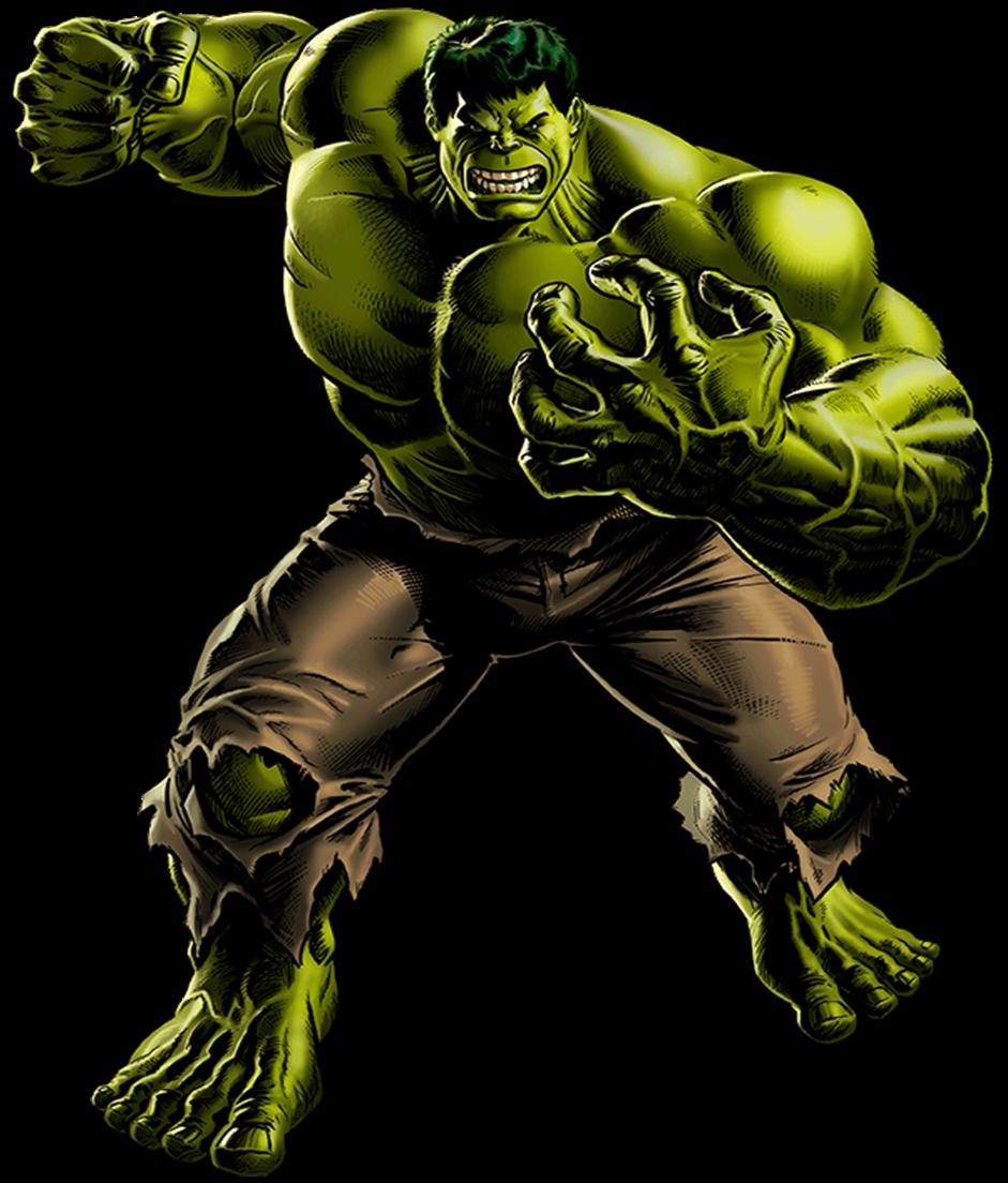 Hulk by alexiscabo1 on DeviantArt