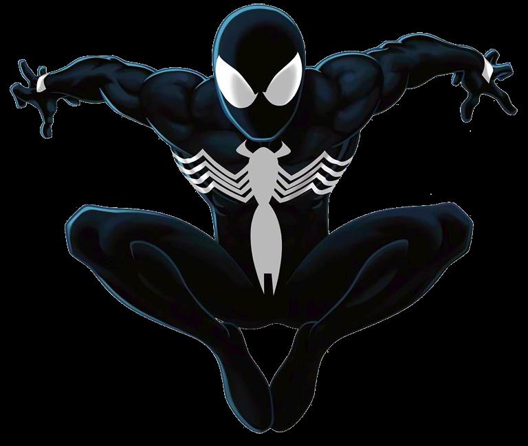 Black Suit Spider-Man (Ultimate) by AlexelZ on DeviantArt