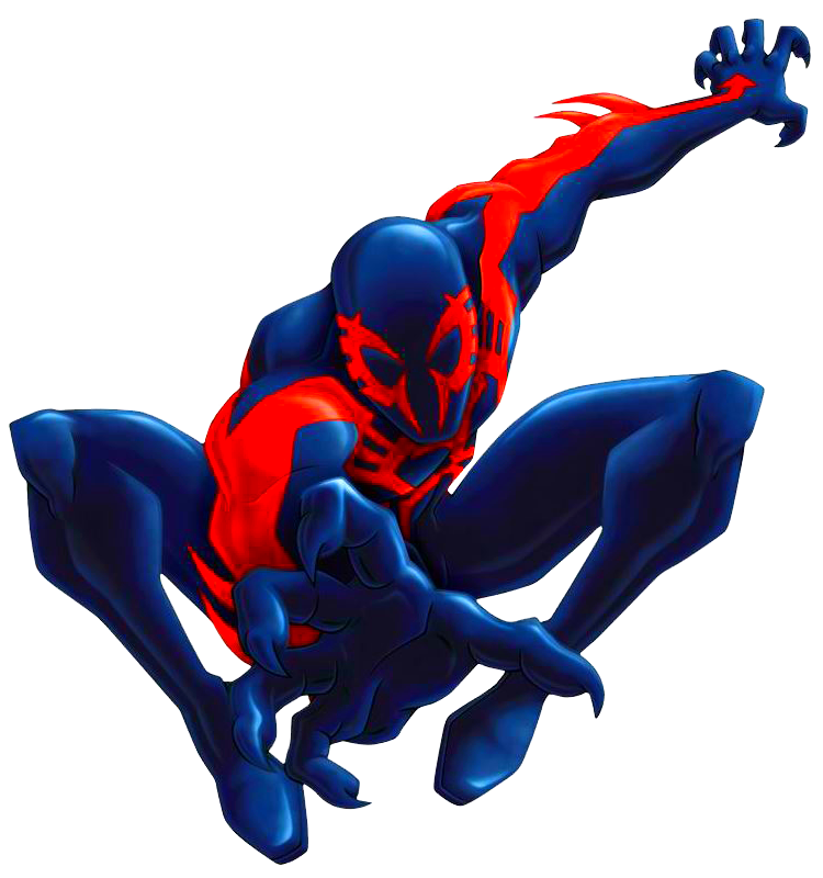 Spider Man 2099 Ultimate By Alexiscabo1 On DeviantArt