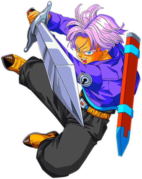 future trunks sword by alexiscabo1 on deviantart