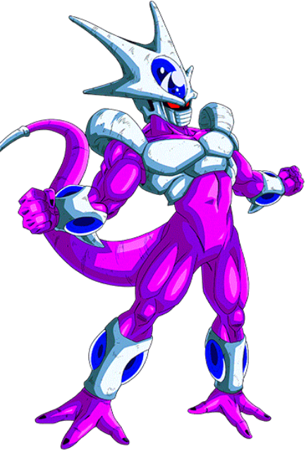 Cooler Fifth Form by alexiscabo1 on DeviantArt