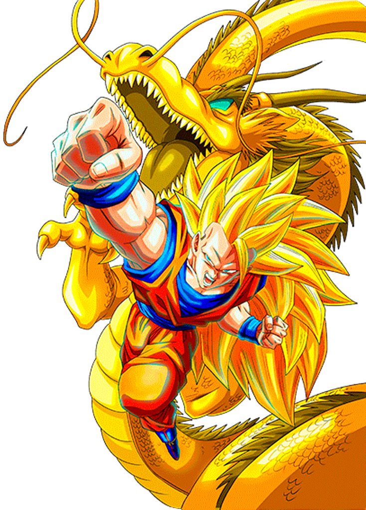 Dragon fist dbz