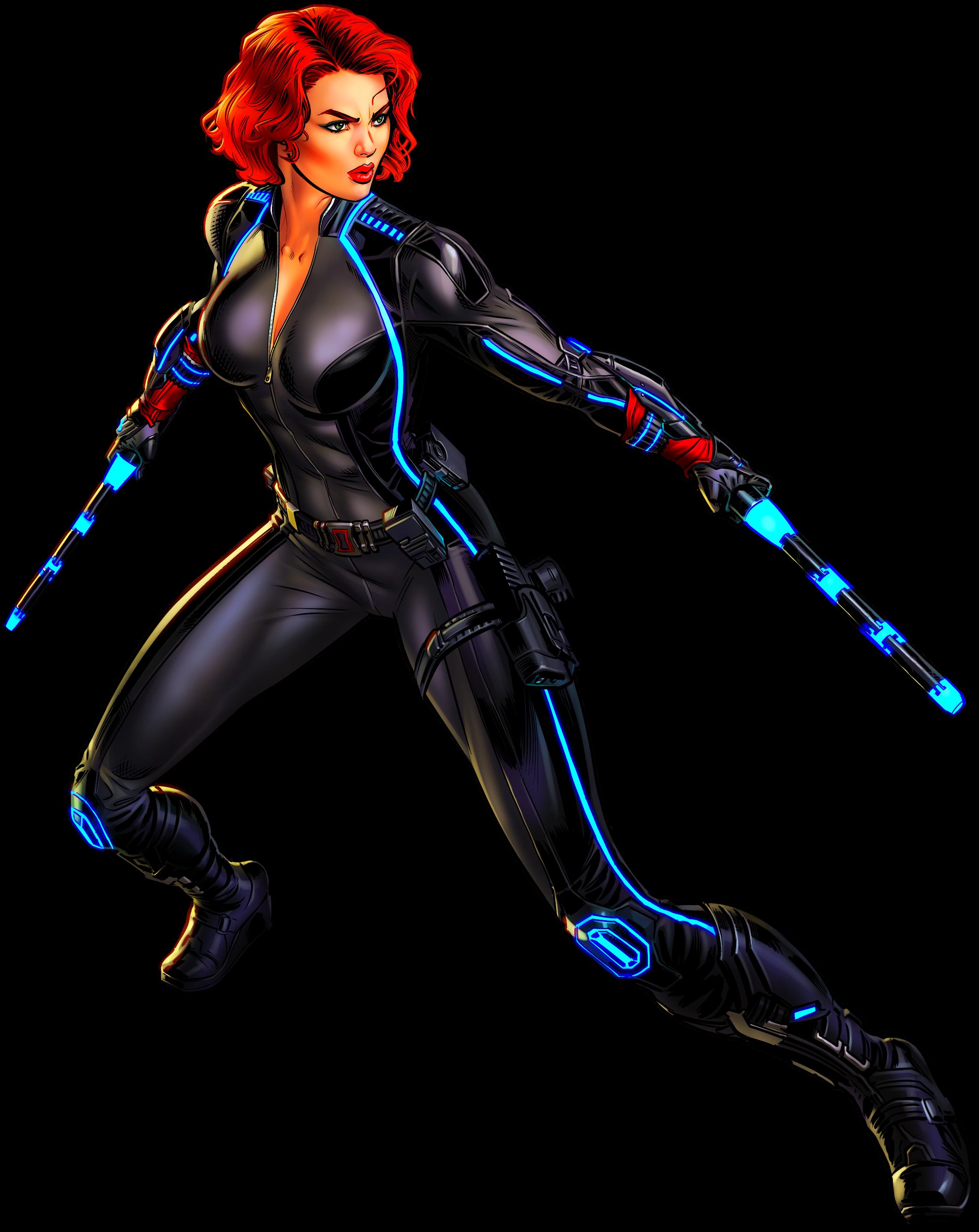 Black Widow AoU by AlexelZ on DeviantArt