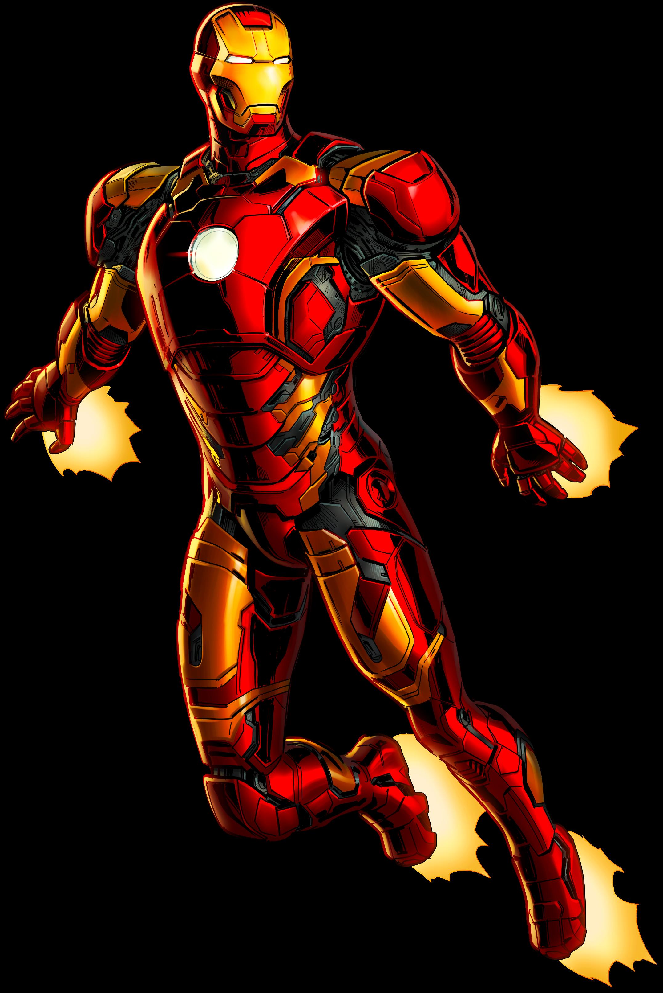 Iron Man AoU by AlexelZ on DeviantArt