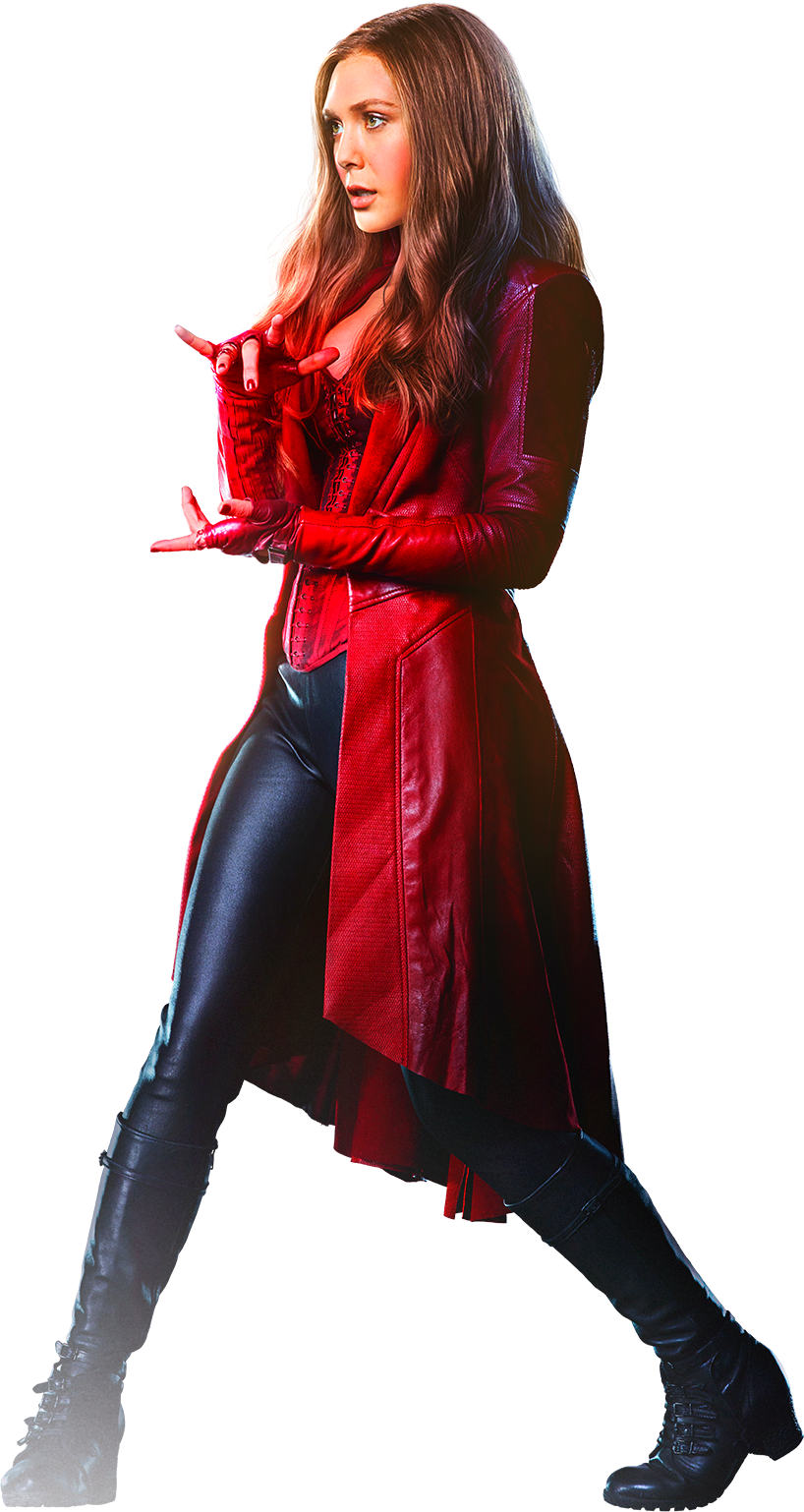 Scarlet Witch 3 by alexiscabo1 on DeviantArt