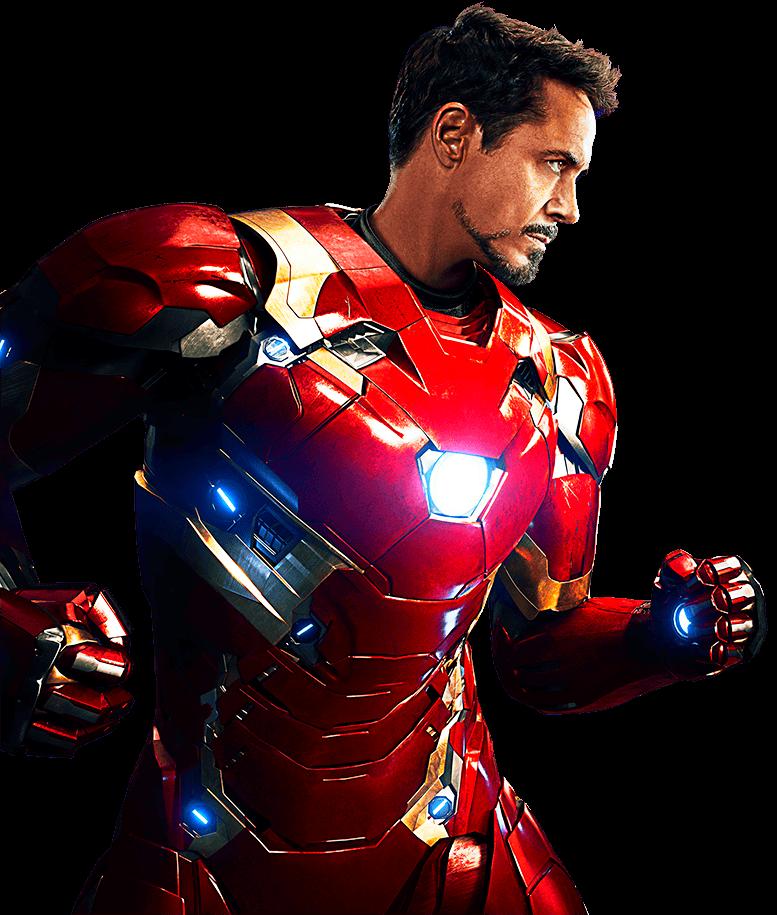 Iron Man by AlexelZ on DeviantArt