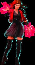 Scarlet Witch Puzzle Quest