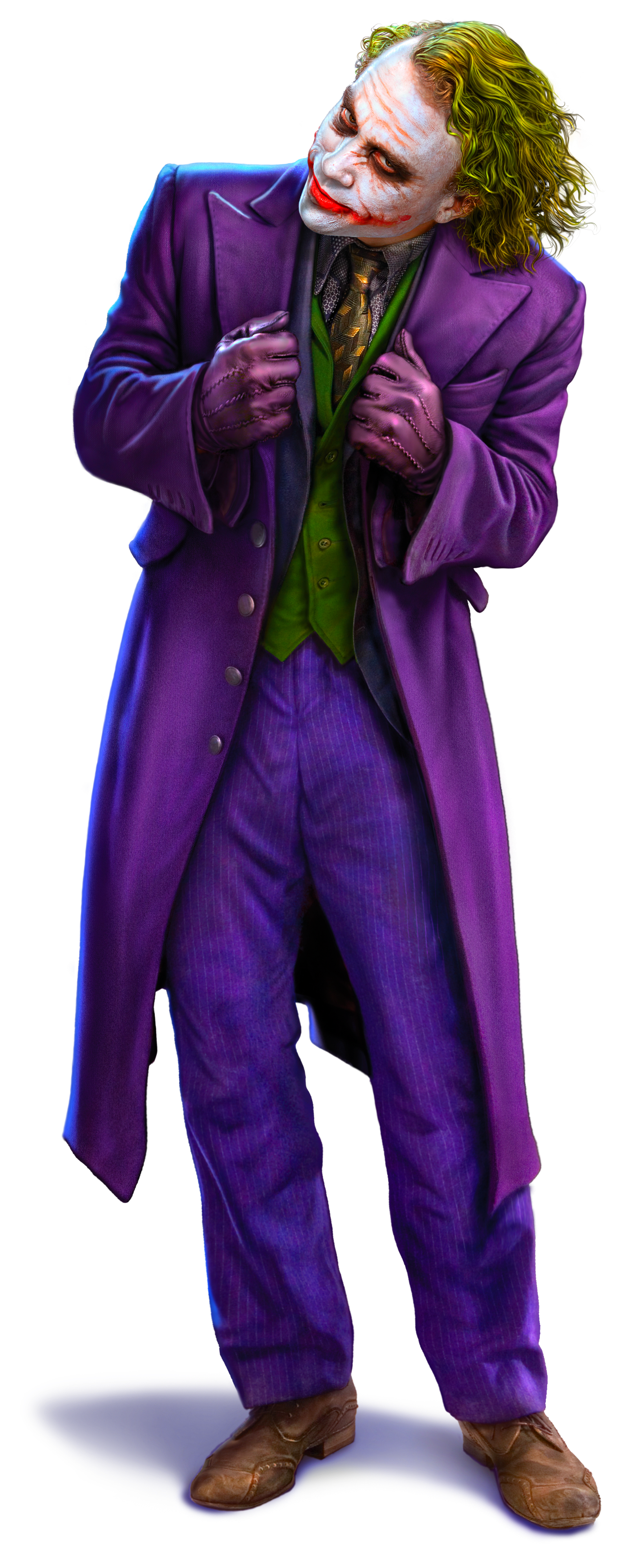 Joker by AlexelZ on DeviantArt