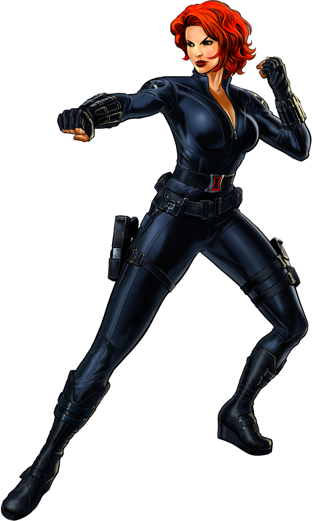 Black Widow Avengers by alexiscabo1 on DeviantArt