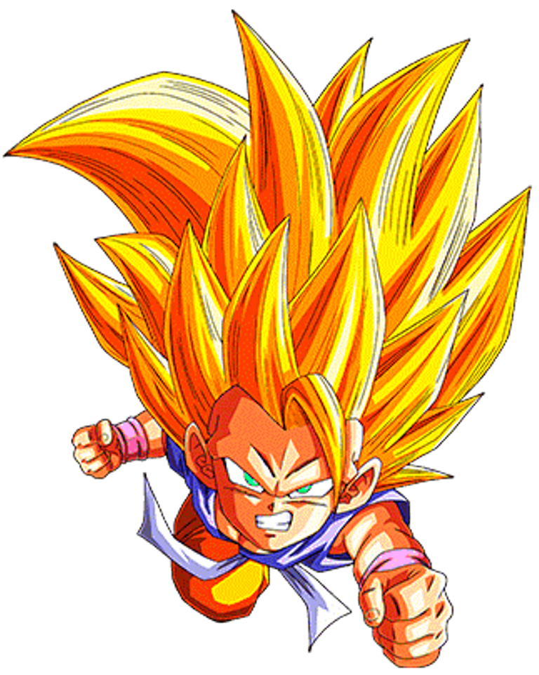 Goku Gt Ss3 2 By Alexiscabo1 On Deviantart
