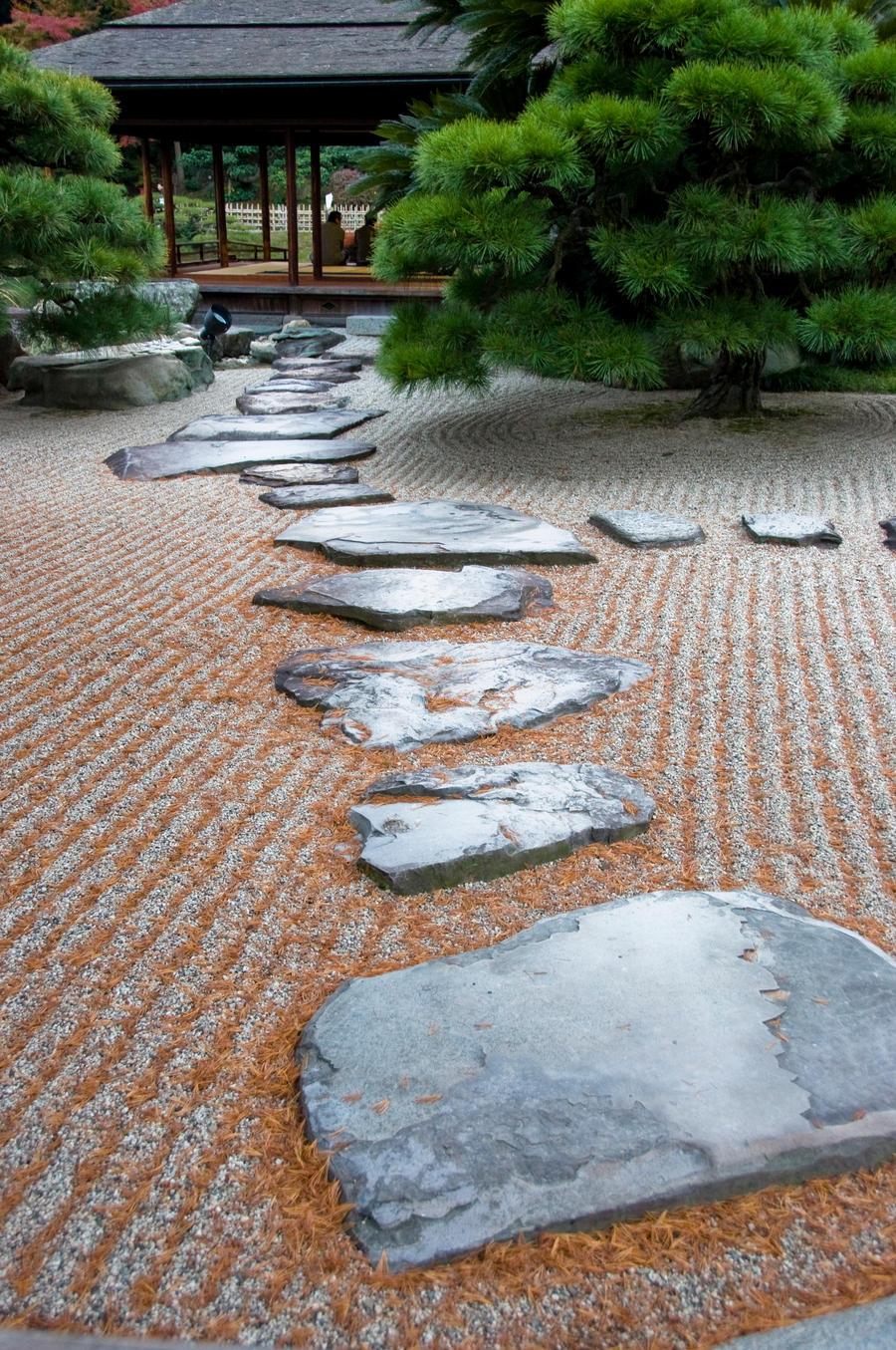 Japanese Zen Garden By Iaininjapan On Deviantart