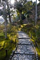 Garden Path by IainInJapan