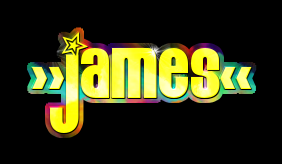 James Logo by BreeArgent