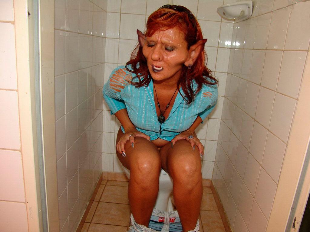 женский туалет только зрелые менее очарователен