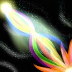 Cosmic Flower of Life