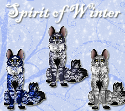 Wajas - Banners - Spirit of Winter by Hence-Ferula