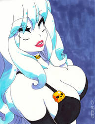 Lady Death 2 by Joseph O'Brien by sistermcguire
