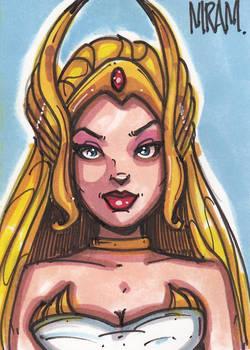 She-Ra by Michael Ramirez