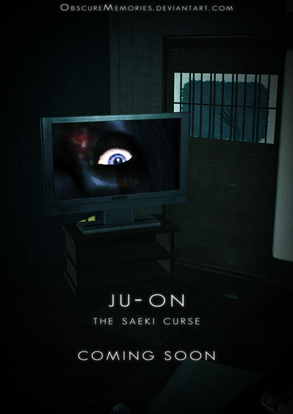 Ju-On: The Saeki Curse Promo by ObscureMemories