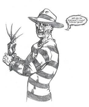 Freddy...