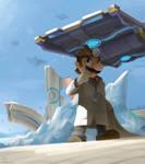 Dr. Mario - Super Smash Bros. Ultimate