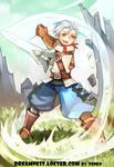DragonNest_The warrior