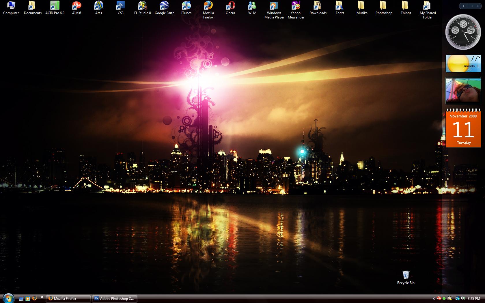 Desktop November 08
