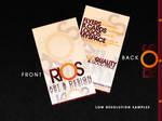 Rios Final Business Cards