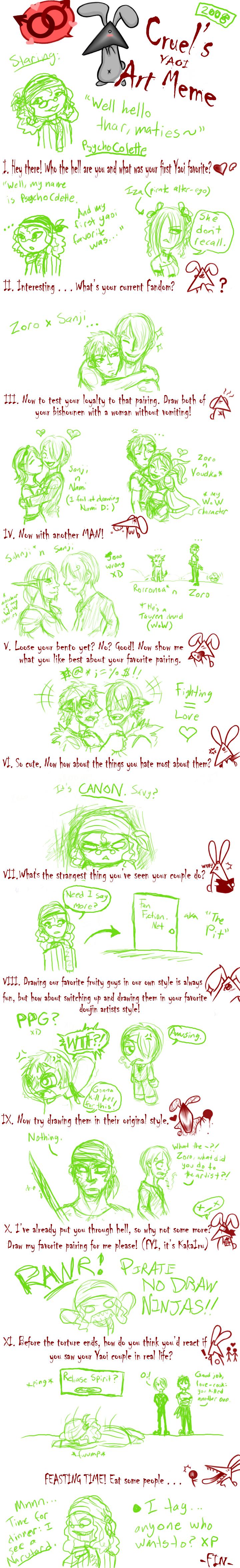 OP: Yaoi Meme by Whimsical-Realist
