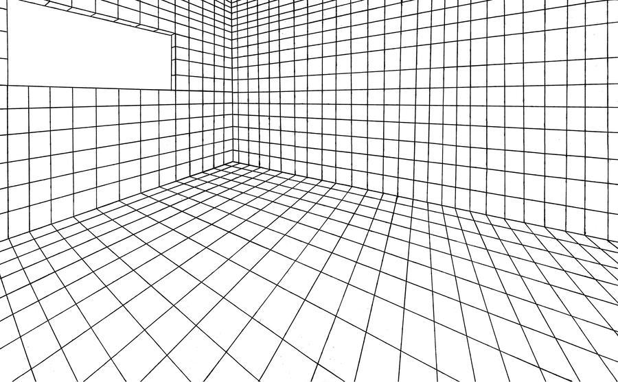 Grid Room By Nykol Haebrd On Deviantart