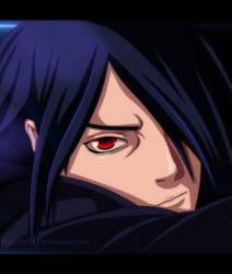 Sasuke Uchiwa by HataShi24