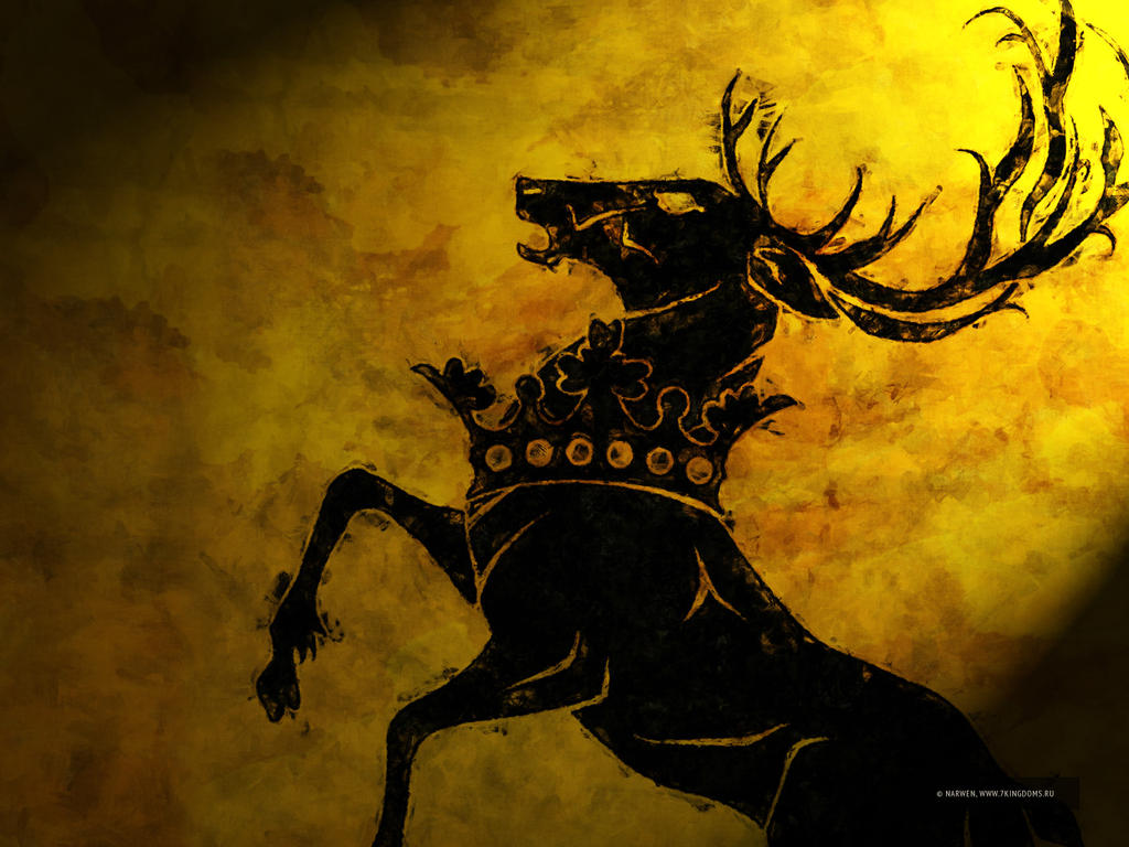 Game of thrones: Baratheon by 7Narwen