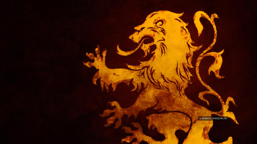 Lannister wallpaper by 7Narwen