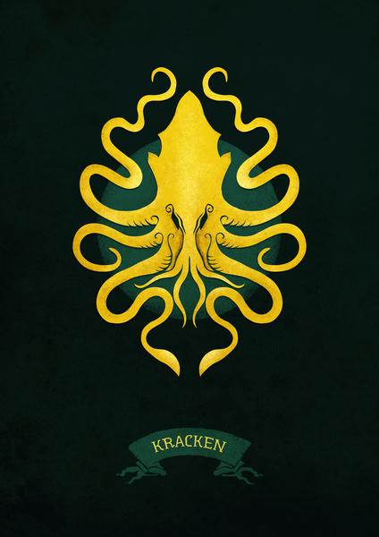 Greyjoy poster by 7Narwen