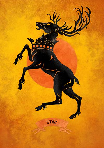 Baratheon by 7Narwen