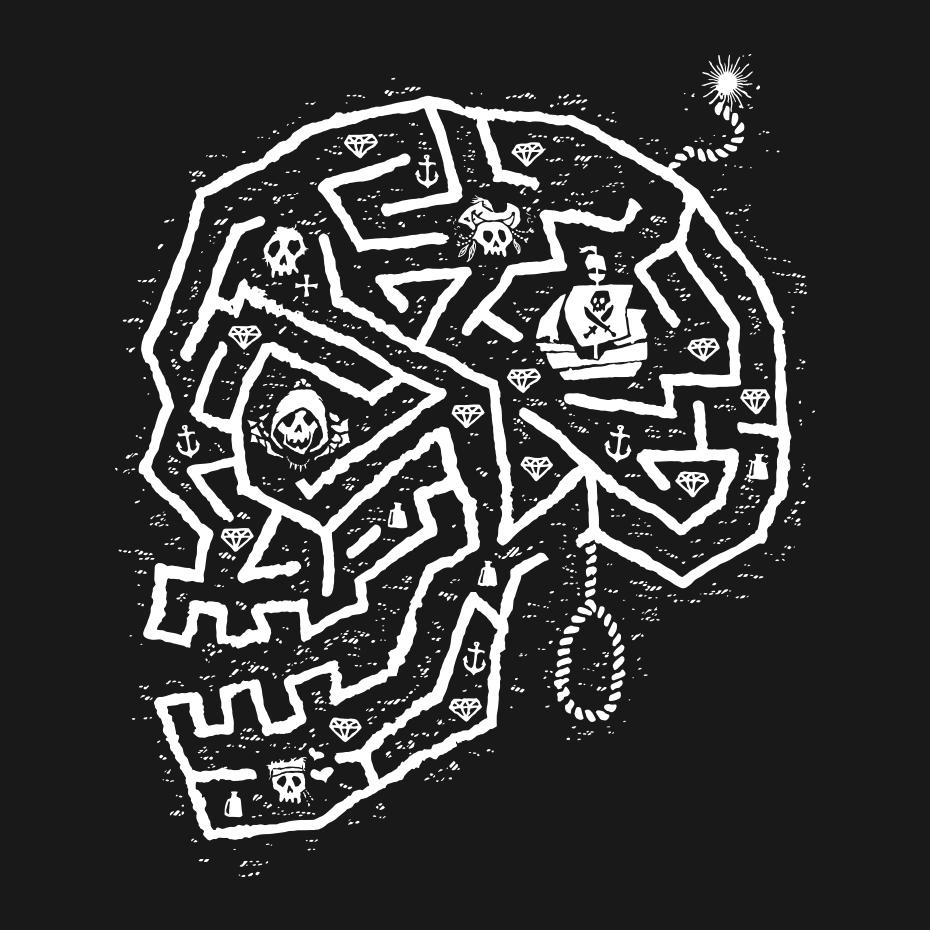 Pirate's Path by 7Narwen
