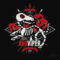 Red Viper Poison