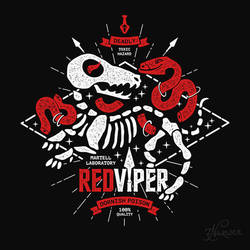 Red Viper Poison by 7Narwen