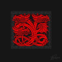 Targaryen/Gorynich art