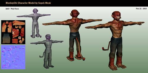 MonkeyChi Model by Sopeh