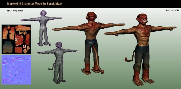 MonkeyChi Model